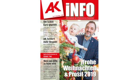 AK Info Nr. 5 © AK Burgenland, AK Burgenland