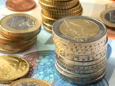 Stapel Euromünzen © Mellimage, fotolia.com