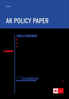 Policy Paper Digitale Inklusion © AK Wien