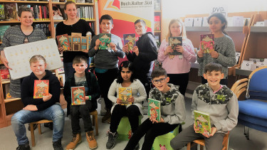 Bücherei Oberwart © AK Burgenland, AK Burgenland
