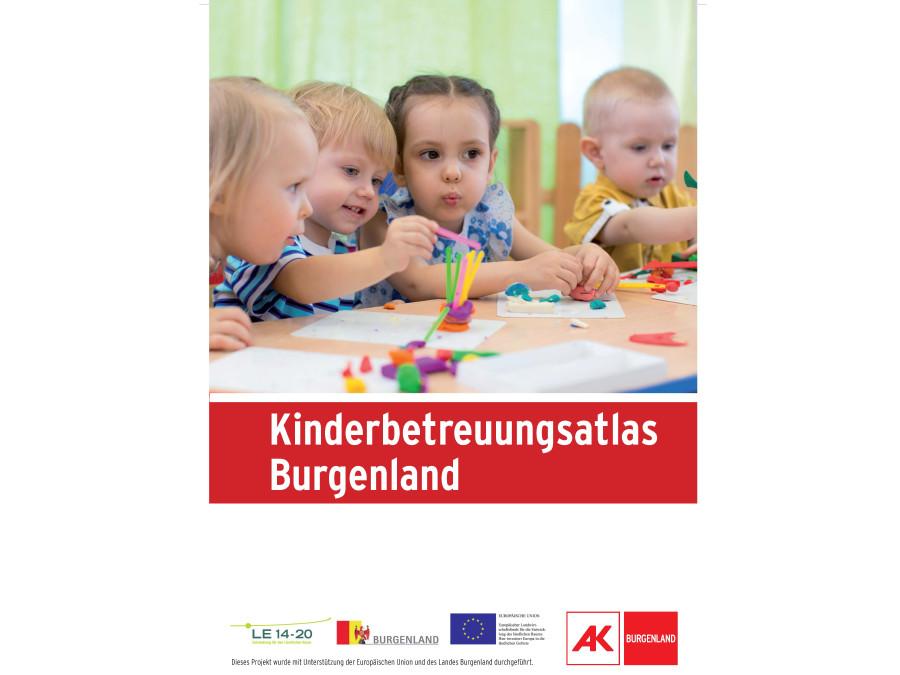 Kinderbetreuungsatlas © akbgld, akbgld