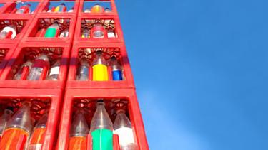 Portrait Faire Chance für die Mehrwegflasche! © Ursula Deja, Fotolia
