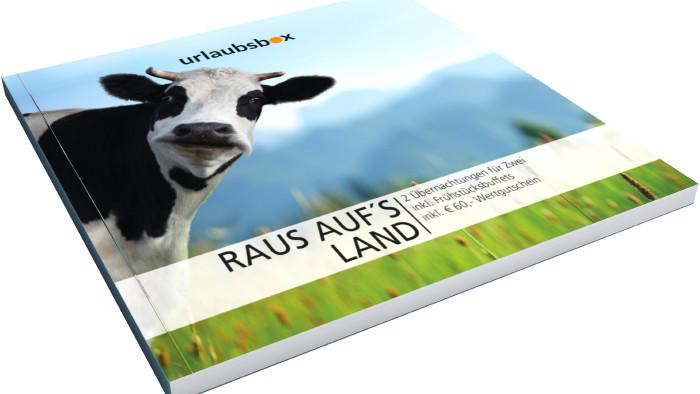Land © Urlaubsbox, Urlaubsbox