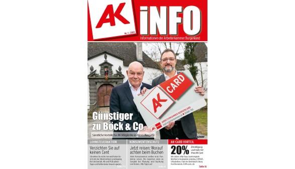 1/2021 © AK Burgenland, AK Burgenland