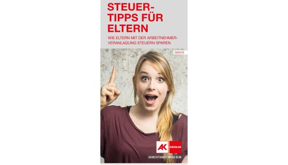 Steuertipps © AK Burgenland, AK Burgenland