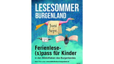 Lesesommer © Bibliotheken Burgenland, Bibliotheken Burgenland