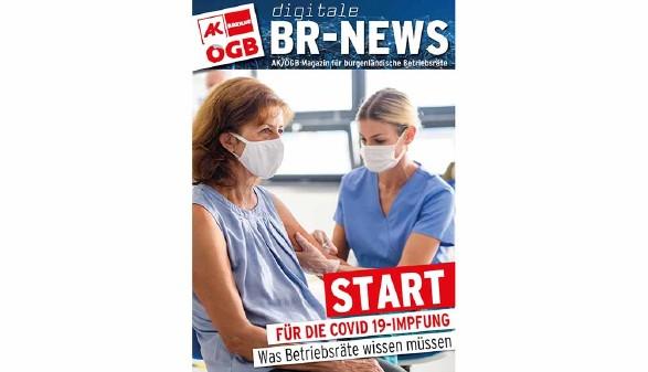 Start für die COVID19 Impfung © AK Burgenland, AK Burgenland