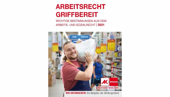 Broschüre 2021 © AK Burgenland, AK Burgenland