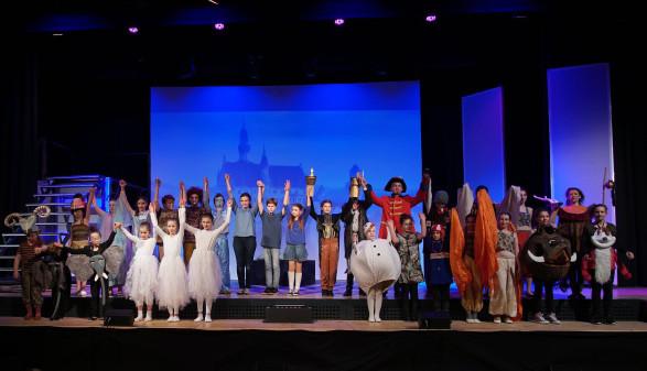 Dornröschen © Musical Kids Güssing, Musical Kids Güssing
