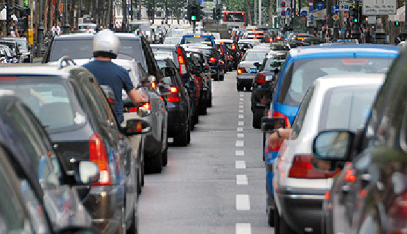 Stau im Straßenverkehr © K. Krueger, Fotolia.com