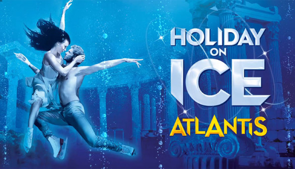 holiday on ice © wr. stadthalle, wr. stadthalle