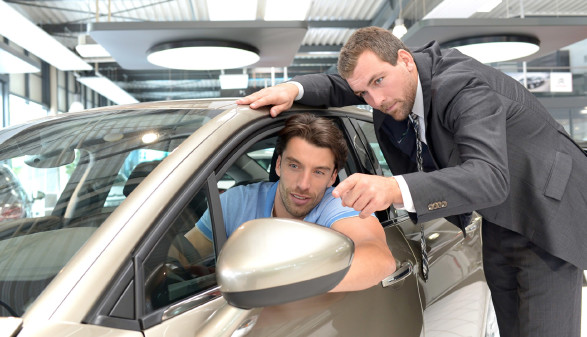 Autoverkäufer © Industrieblick, stock.adobe.com