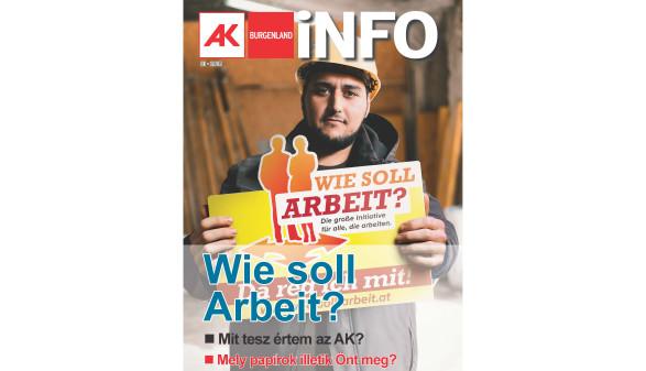 AK Info Ungarn © AK Burgenland, AK Burgenland