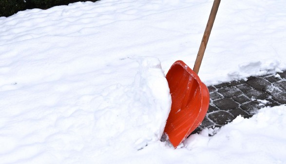 Schneeschaufel © Pixabay, Pixabay