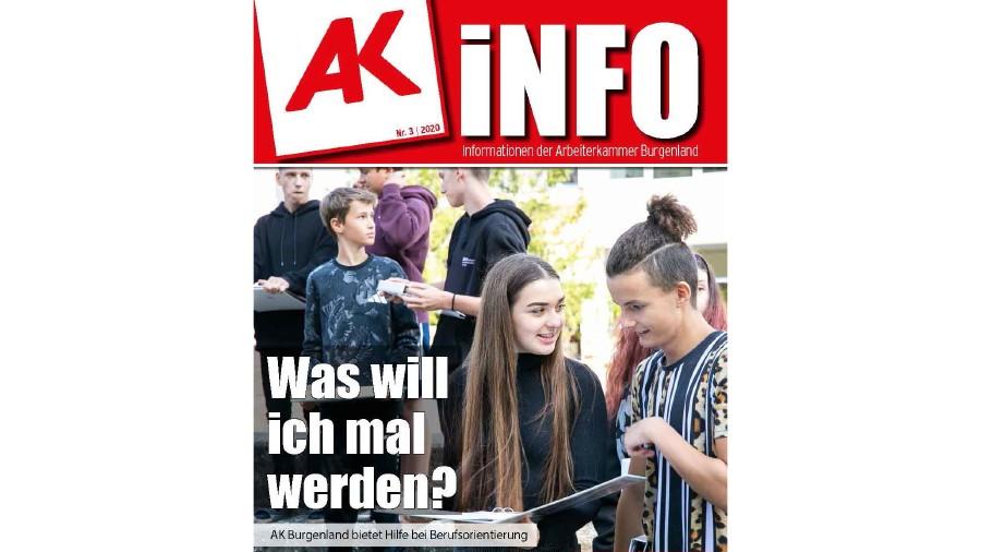 Zeitschrift der AK Burgenland © AK Burgenland, AK Burgenland