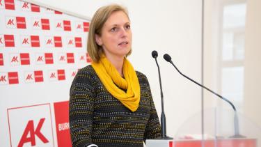 AK-Vizepräsidentin Bianca Graf © Roman Felder, AK Burgenland