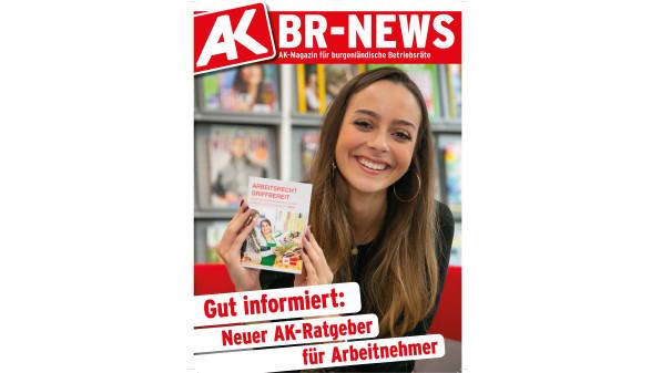 Neuer Ratgeber © AK Burgenland, AK Burgenland