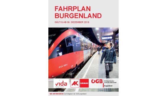 Fahrplan Burgenland © AK Burgenland, AK Burgenland