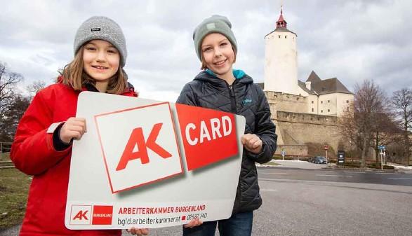 aktuelle Ermäßigungen © AK Burgenland, AK Burgenland