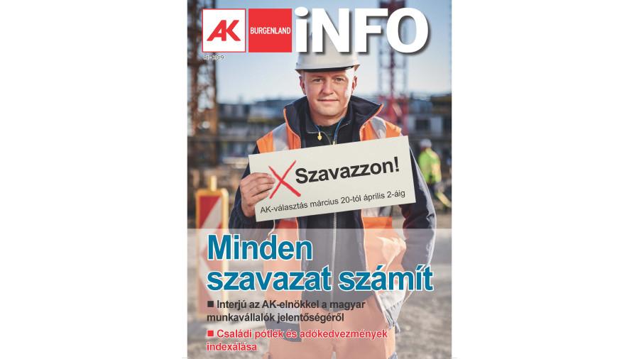 AK Info Magyar © AK Burgenland, AK Burgenland