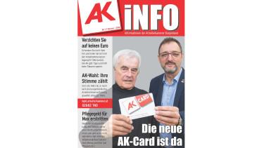 AK Info © AK Burgenland, AK Burgenland