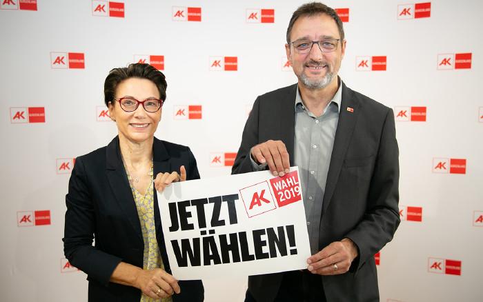 ÂK Wahl 2019 © AK Burgenland, AK Burgenland