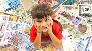 Geld, Geldanlage, Kredit, Fremdwährung © Vinicius Tupinamba, Fotolia.com