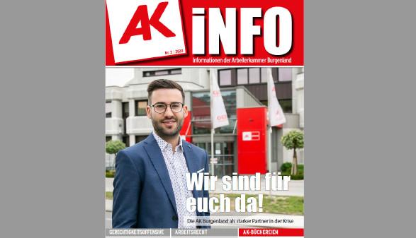 AK Zeitung © AK Burgenland, AK Burgenland