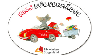 Mios Büchermäuse © AK Burgenland, AK Burgenland
