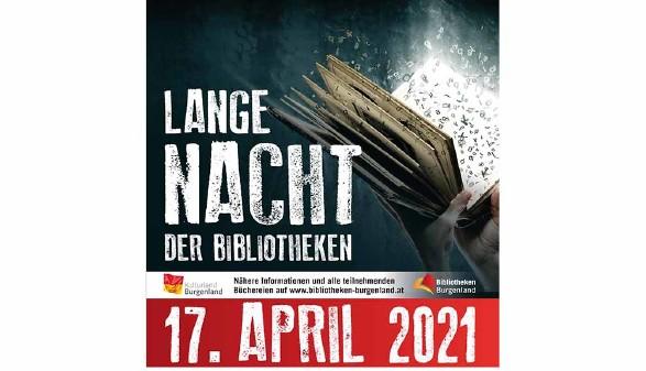 Veranstaltung © Bibliotheken Burgenland, Bibliotheken Burgenland