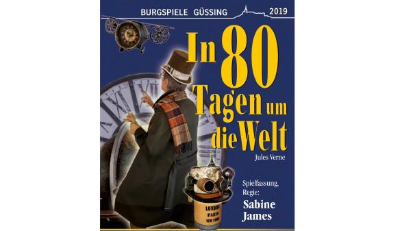 In 80 Tagen um die Welt © Burgspiele Güssing, Burgspiele Güssing