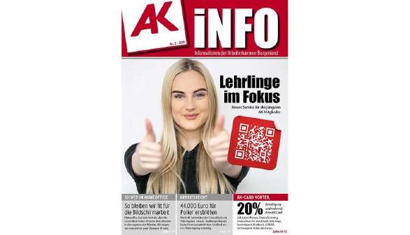 AK Zeitschrift © AK Burgenland, AK Burgenland
