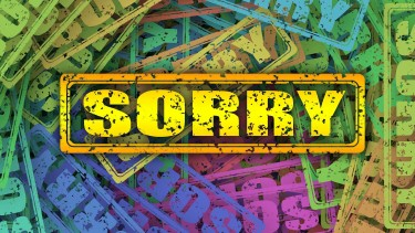Sorry © Pixabay, Pixabay
